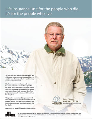 Life Insurance Jim's Story